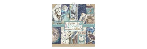Stamperia 12x12 Paper Pads