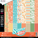 Ciao Bella 12x12 Patterns Pad Summer Tale