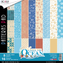 Ciao Bella 12x12 Patterns Pad Under the Ocean