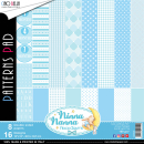 Ciao Bella 12x12 Patterns Pad Ninna Nanna Boy