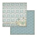 Stamperia 12x12 Inch Paper Pack Azulejos de Sueno