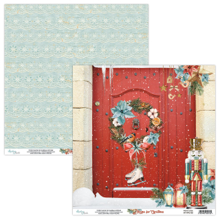 Mintay 6x6 Paper Pad Home for Christmas