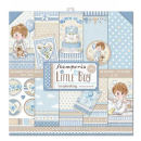 Stamperia 12x12 Inch Paper Pack Little Boy