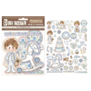 Stamperia Die-Cuts Little Boy