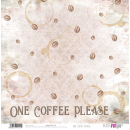 12x12 Inch Scrapbooking Paper Pack One Coffee Please