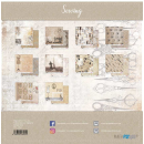 12x12 Inch Scrapbooking Paper Pack Sewing