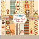 12x12 Inch Scrapbooking Paper Pack Autumn Forest