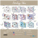 12x12 Inch Scrapbooking Paper Pack Astrology Vibes