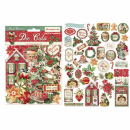 Stamperia Die-Cuts Classic Christmas