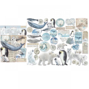 Stamperia Die-Cuts Arctic Antarctic