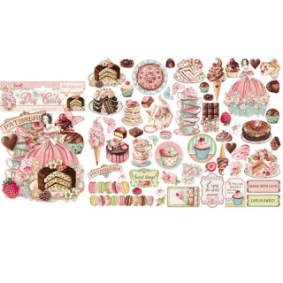 Stamperia Die-Cuts Sweety