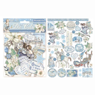Stamperia Die-Cuts Winter Tales