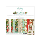 Mintay 6x6 Paper Pad Merry & Bright
