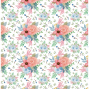 12x12 Inch Scrapbooking Paper Pack The Flowering Project