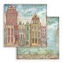 Stamperia 12x12 Inch Paper Pack Lady Vagabond