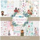 12x12 Inch Scrapbooking Paper Pack The Most Wonderful Time