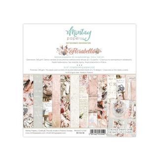 Mintay 6x6 Paper Pad Florabella