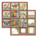 Stamperia 12x12 Inch Paper Pack Amazonia