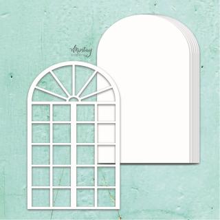 Mintay Chippies Album Base Window