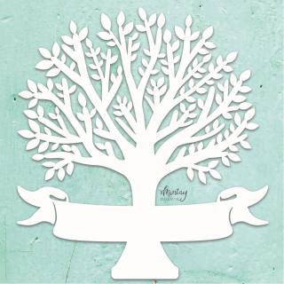 Mintay Chippies Decor Filigree Family Tree