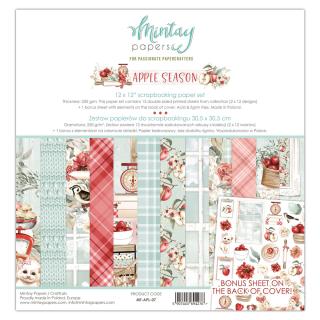 Mintay 12x12 Paper Pad Apple Season