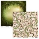 Mintay 12x12 Paper Pad  Woodland
