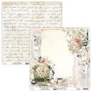 Mintay 12x12 Paper Pad  Written Memories