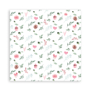 Stamperia 12x12 Inch Maxi Paper Pack Christmas Rose