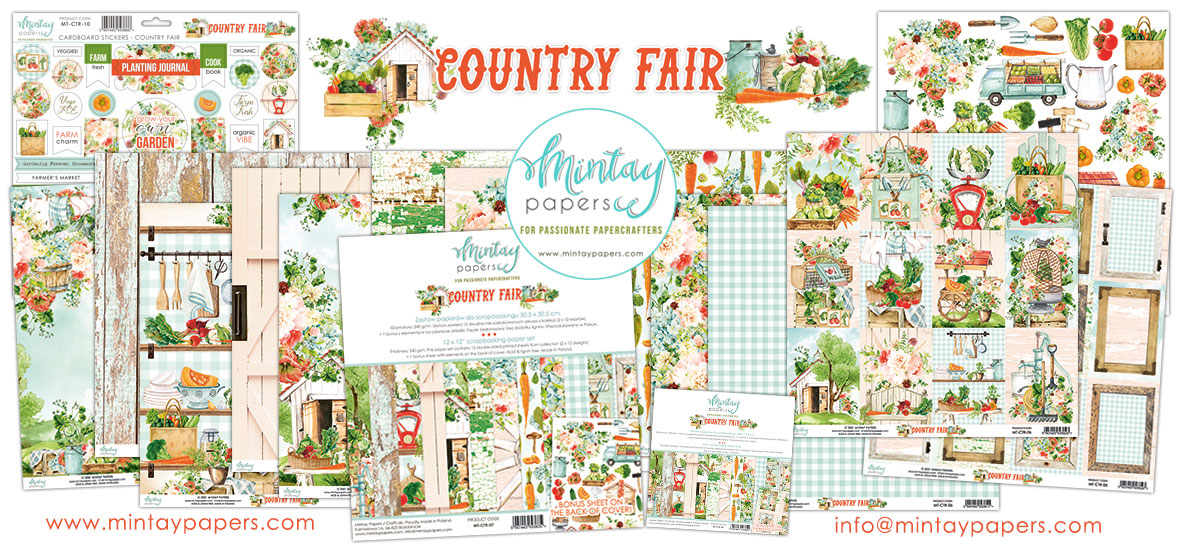 Mintay Papers  Country Fair Collection