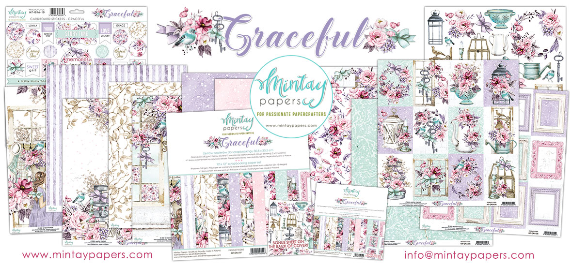 Mintay Papers Graceful Collection
