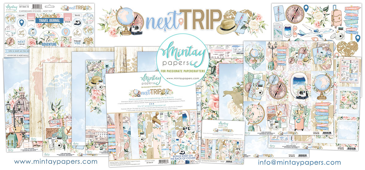 Mintay Papers Next Trip Collection